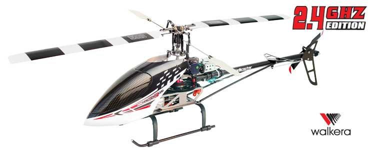 Walkera Dragonfly 60 Rc Radio Control Helicopter