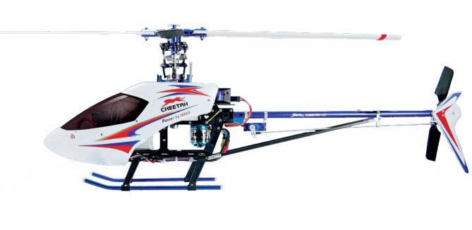 CHEETAH 450 RC HELICOPTER - IMAX 9CH 2 4G
